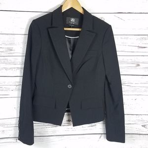 Rock and Republic black blazer size 6